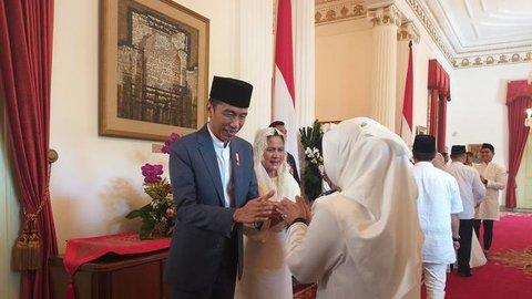 Jokowi Minta Silaturahmi Idul Fitri Dilakukan Online