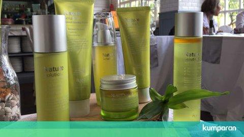 The Plant Base Perkenalkan Skin Care Korea Berbahan Alami di Indonesia