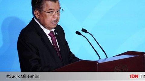 Jenguk Wiranto, Jusuf Kalla: Kondisinya Baik
