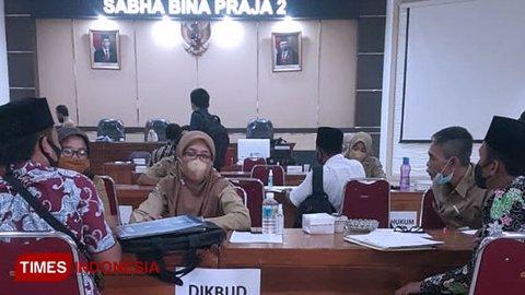Ratusan Bakal Calon Kades di Bondowoso Mulai Jalani Verifikasi Administrasi