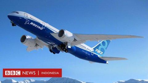 Penumpang Boeing 787 Dreamliner 'bisa kehabisan oksigen jika kabin tiba-tiba alami dekompresi'