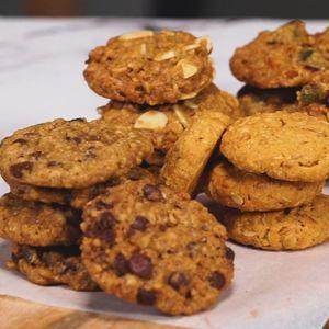 Cookies 4 Ways