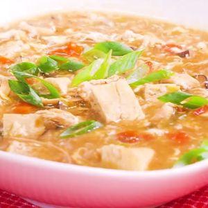 Sup Ayam Pedas