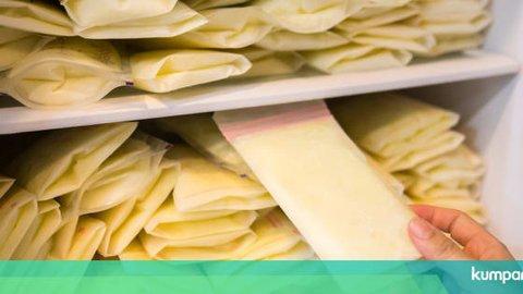 Kata Dokter: Ibu Tak Perlu Stok ASI Perah Terlalu Banyak di Freezer!