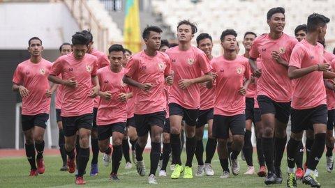 Timnas U-19 Latihan Perdana, Begini Hasil Pantauan Pelatih Shin Tae Yong