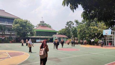 Disdik DKI: Rencana PTM di 1.500 Sekolah Masih <i>on The Track</i>