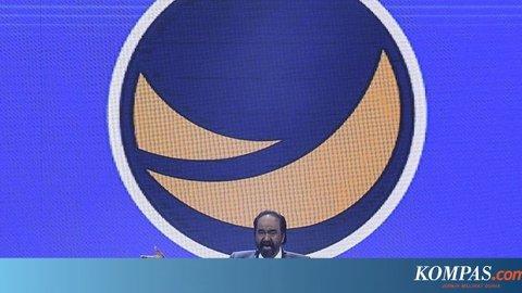 Surya Paloh Duga Ada Pihak yang Curigai Nasdem Bertemu Oposisi
