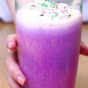 Violet Milkshake