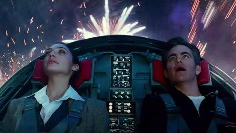 Ini Berbagai Hal Menarik Saat Gal Gadot Jadi Cewek 80'an di trailer 'Wonder Woman 1984'