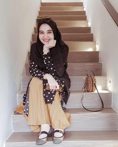 Good Looking 5 Style Kekinian Ootd Hijab Dengan Legging Wudhu Ala Influencer Kurio