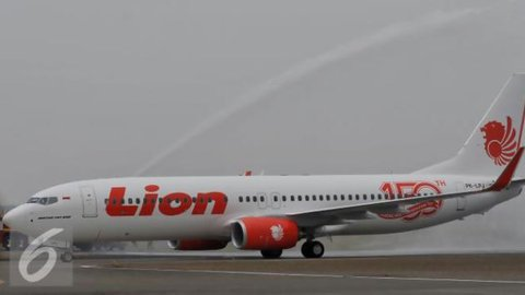 Desah Meresahkan di Lion Air