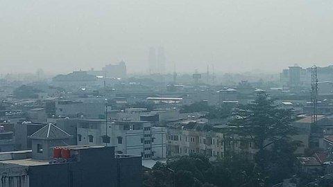 Kabut Asap Meluas di Wilayah Sumut