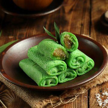 Resep Dadar Gulung Unti Durian | Endeus.TV