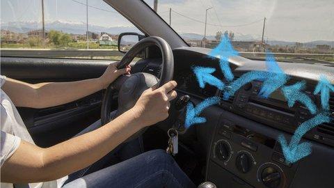 Kiat menjaga kualitas udara dalam kabin mobil