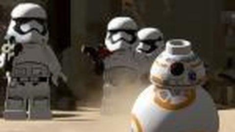 Star Wars: The Force Awakens Dapatkan Video Game Lego