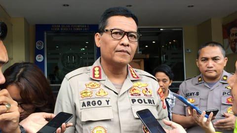 Kabid Humas Polda Metro Jaya, Kombes Pol Argo Yuwono di Polda Metro Jaya, Senin (11/3). Foto: Fachrul Irwinsyah/kumparan