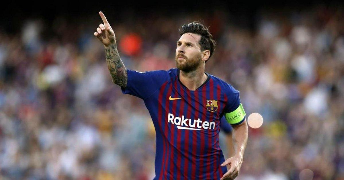 Ini Besar Gaji dan Durasi Kontrak Lionel Messi Jika ke PSG ...