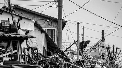 "Cerita ""Digoyang"" 1000 Kali Gempa Ambon"