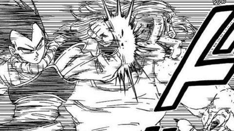 dragon ball super manga 55