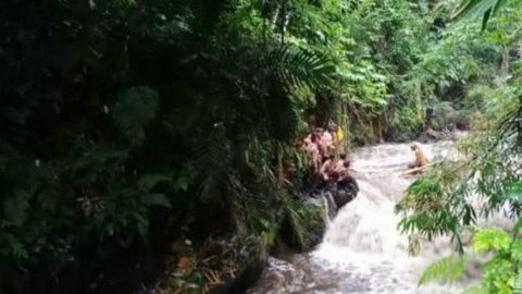 Polisi Akan Selidiki Hanyutnya Siswa SMPN 1 Turi Sleman saat Susur Sungai Sempor