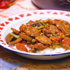 Nasi Gila Rice cooker
