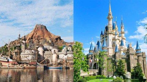 Masih Bingung, Liburan ke Jepang Pilih DisneySea atau DisneyLand?