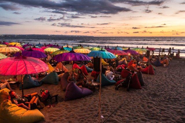 Pantai Seminyak Foto: Shutter Stock