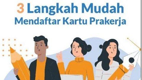 Login Www Prakerja Go Id Pendaftaran Kartu Pra Kerja Gelombang 4 Cek Tutorial Dan Cara Daftar Kurio