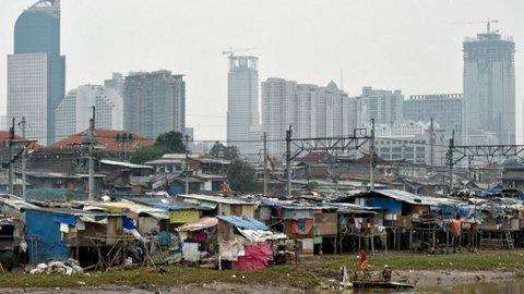 Kesenjangan Indonesia Kian Parah, 1 Persen Orang Kaya Kuasai Separuh Kekayaan Nasional