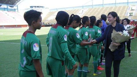 Bangkitnya Sepak Bola Putri Indonesia