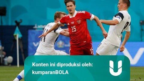 4 Fakta Menarik Usai Rusia Kalahkan Finlandia di Euro 2020