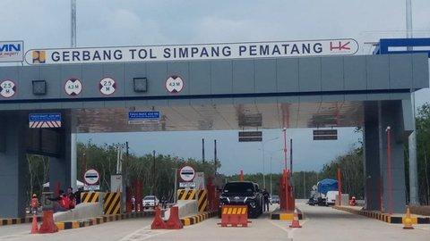 Presiden Jokowi dijadwalkan resmikan tol terpanjang Trans Sumatera