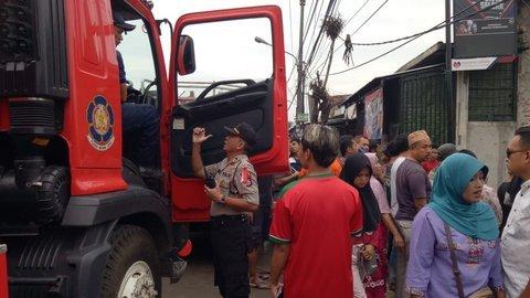 Komandan Regu Tewas Tertimpa Bangunan di Tangerang saat Evakuasi Korban Kebakaran