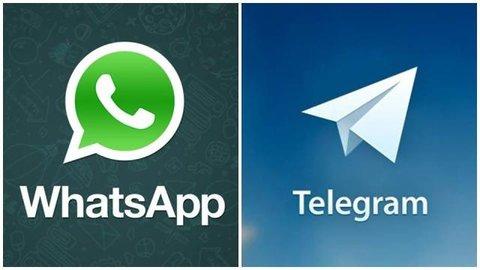 WhatsApp Blokir Tautan yang Mengandung Kata Telegram