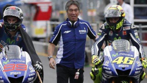 Rossi-Lorenzo Akan Tetap Satu Team Musim Depan Ujar Jervis
