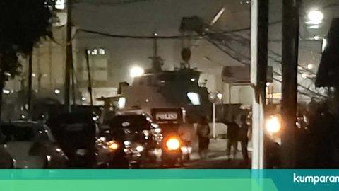 Kapal Patroli di Semarang Terbakar, 2 Polisi Tewas