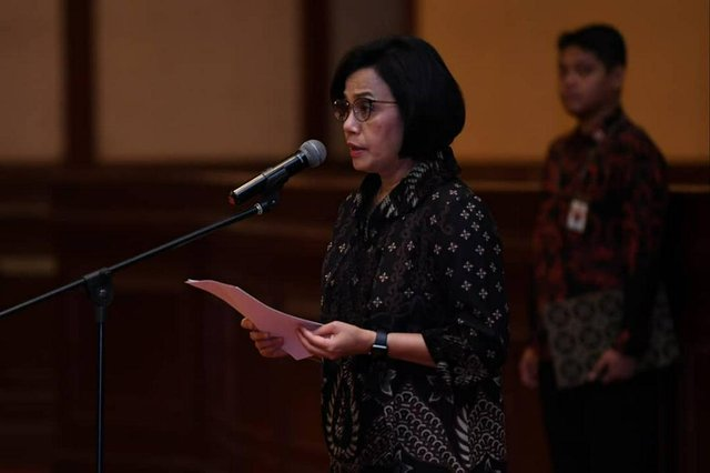 Perempuan kelahiran Bandar Lampung ini dikabarkan bakal menduduki kursi Menkeu RI, (Instagram/@smindrawati).