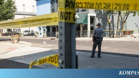Insiden Penembakan Marak di AS, Penjualan Ransel Anti-Peluru Meroket