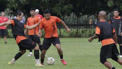 Jelang Liga 1 2020 Dimulai, Persija Bersiap Gelar TC Dan Laga Uji Coba