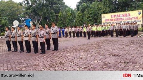 Argo Yuwono dan Ratusan Perwira Polisi Lainnya Dimutasi