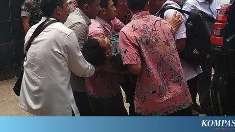 AHY Mengecam Penusukan terhadap Menko Polhukam Wiranto