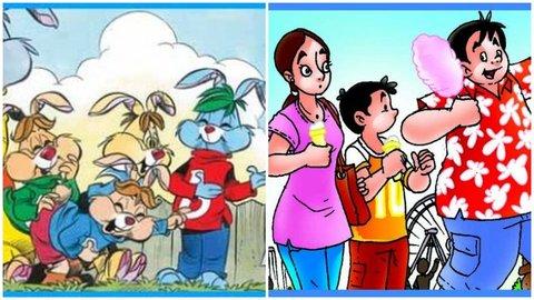 Anak 90-an Pasti Nggak Asing sama 6 Kisah dan Karakter Komik Majalah Bobo ini. Mana Favoritmu?