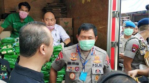 Polisi Bongkar Pabrik Liquid Vape Narkoba dan Tembakau Gorila