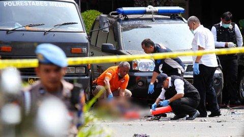 Fakta Baru Pascabom Polrestabes Medan, Bali Jadi Target Selanjutnya