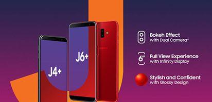 Samsung Galaxy J6+ dan Galaxy J4+ Sudah Beredar di Pasar ff5937dcdd