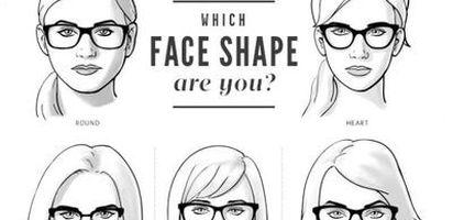 Wajah lonjong   Pilihlah kacamata yang dapat menyeimbangkan wajah kamu  dengan frame oversized dan juga pilihlah kacamata dengan frame yang tebal. 2319075f25