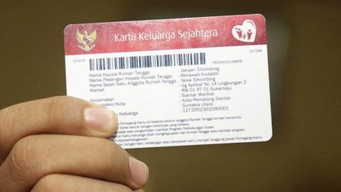 Mau Dapat Bansos Rp 500 Ribu Begini Cara Daftar Kartu Keluarga Sejahtera Melalui Rt Rw Setempat Kurio