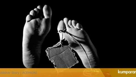 Penyebab Tewasnya Pegawai KIP Pidie Jaya di Aceh Akhirnya Terungkap
