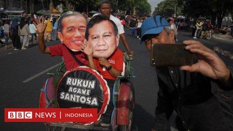 Kabinet Jokowi: Prabowo jadi menteri pertahanan, pengamat militer: Pandangannya 'bahaya'