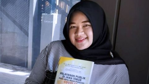 Rita Kartina Bikin Buku Pola Baru Pelayanan Publik di Tengah Pandemi Covid-19